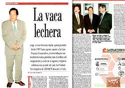 Así quebró Jorge Arturo Moreno Ojeda en 1997 a la Caja Popular Cooperativa