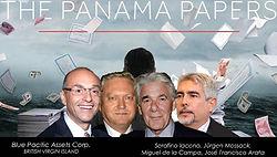 Ex jefesde Pacific, Panamá Papers, Mossack y el ocultamiento de US$32 millones