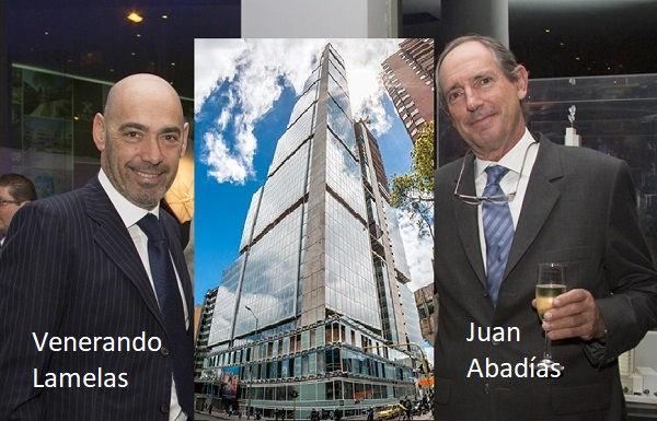 Venerando Lamelas - Juan Abadías