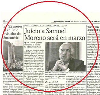Juicio a Samuel Moreno