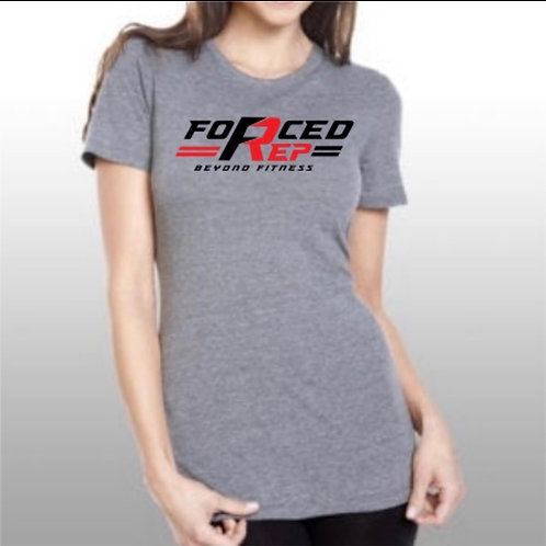 Women's Heather Grey ForcedRep