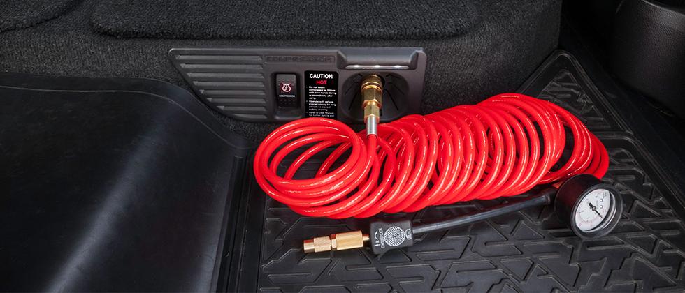 Toyota Hilux Compressor