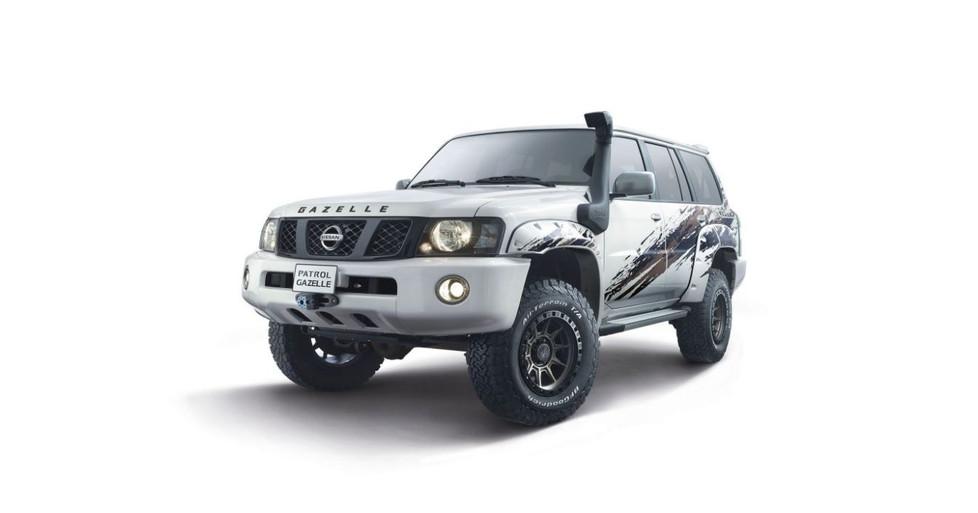 Nissan Patrol Gazelle