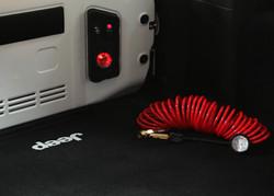Jeep Wrangler Compressor