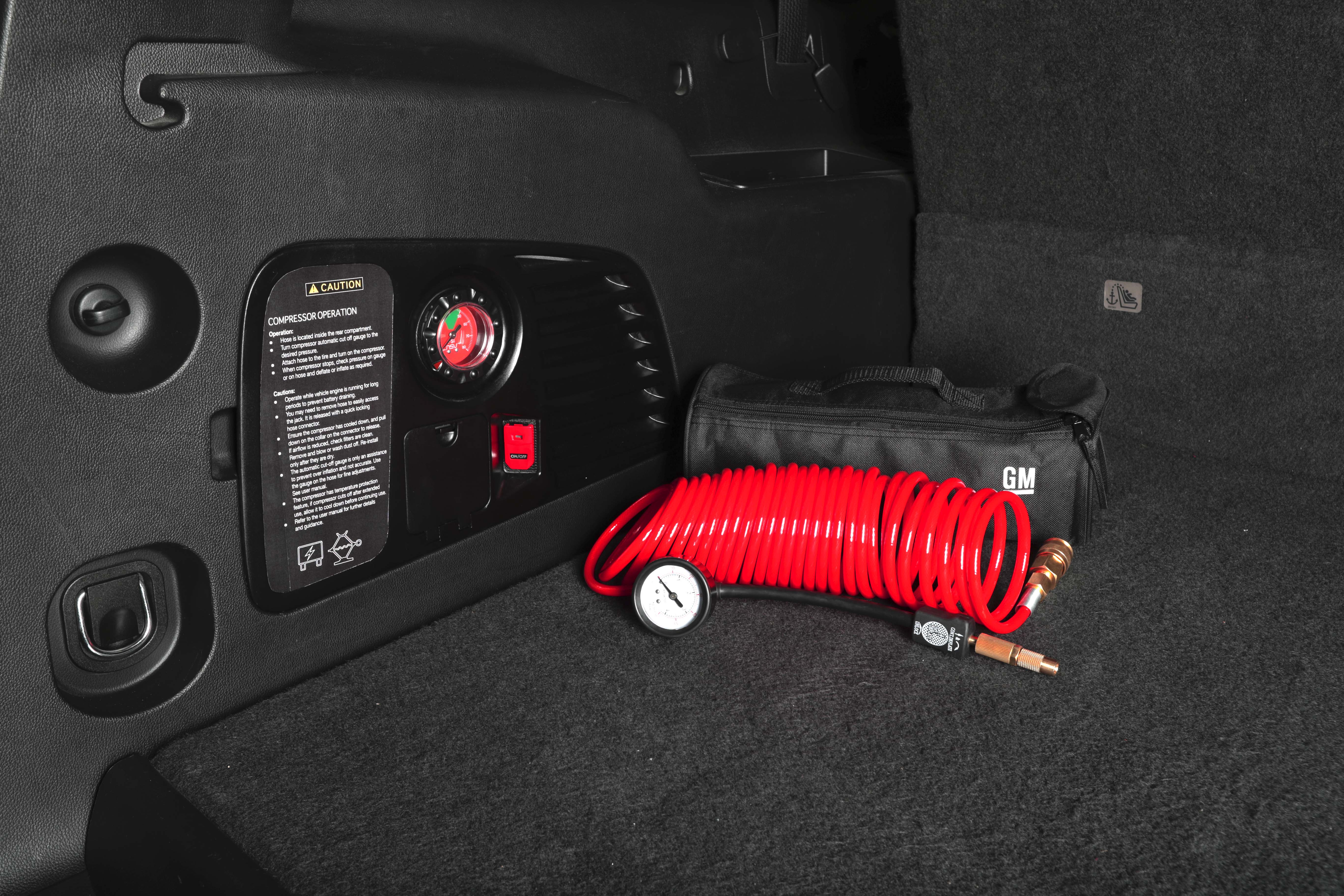 GM K2XX SUV Compressor