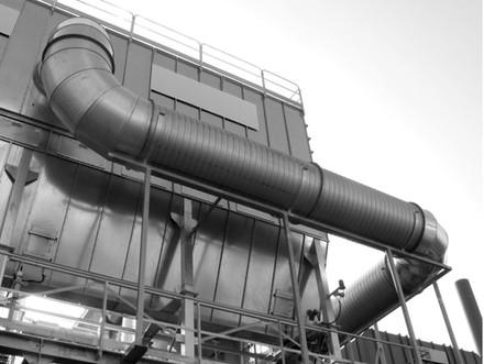 צינורות פח לתעשייה