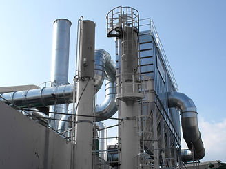 צינורות פח עגולים למיזוג אוויר