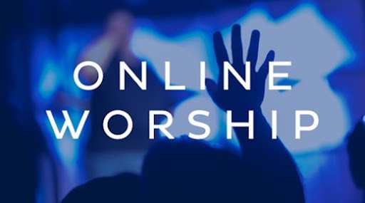 5/30 Sunday service will be online