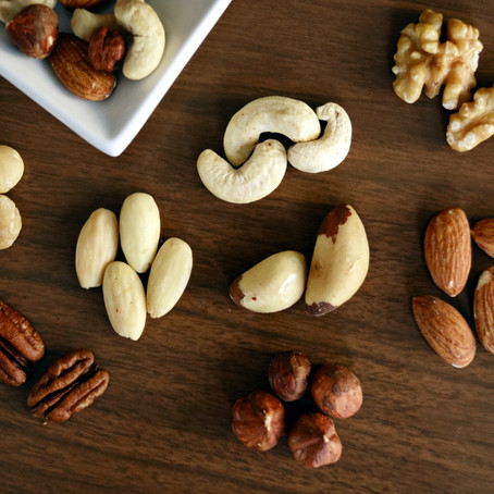 Go NUTS for Small Foods with Big Benefits