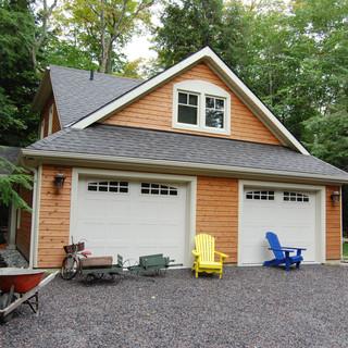 Cottage Double Garage