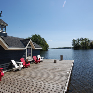 View from Blue Boathouse