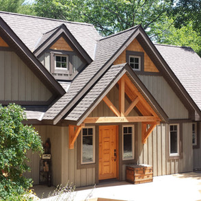 Traditional Style Modern Cottage
