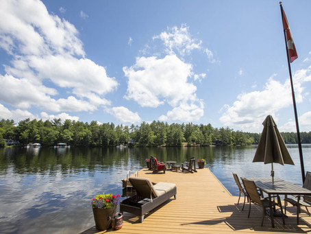10 Things You Can do to Get Your Cottage Ready for Spring/Summer