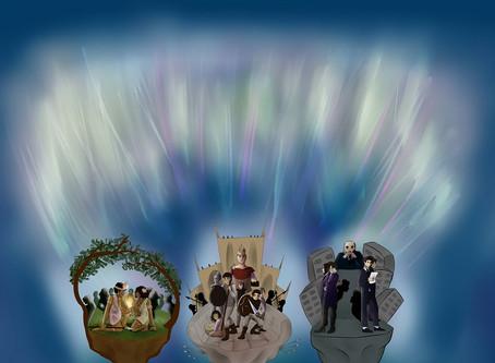 A saga da alma e a sua práxis no mundo