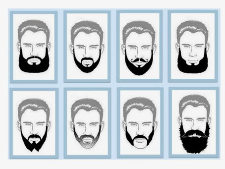 A barba é um modismo ou a reafirmação do masculino?