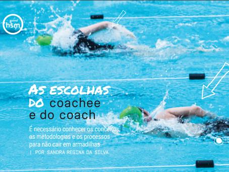 As escolhas do coachee e do coach