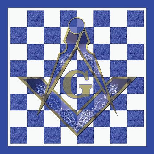 Masonic Chess Set