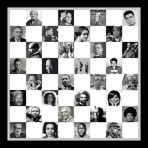 The Icons Chess Set