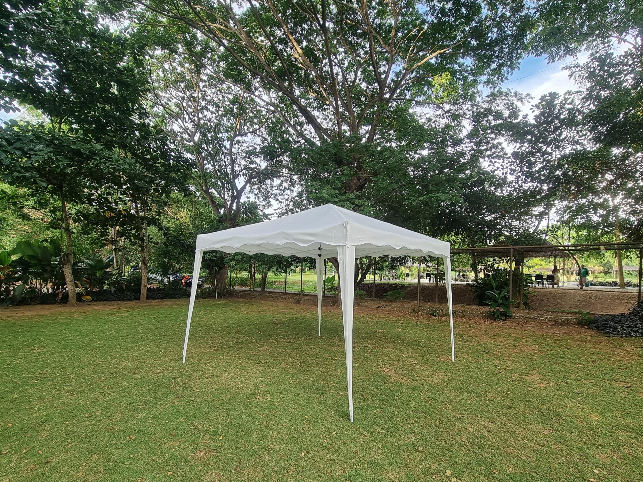 Shade Tents - Open Field