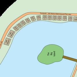 Lake Side Map