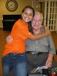 Berny Raff & Student - Hugs.jpg