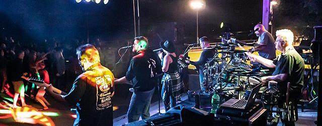 Music at the Umbrella Bar