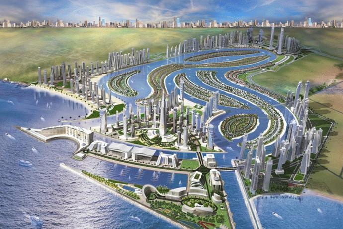 295 Villas @ Sun Island, Sharjah Waterfront Development