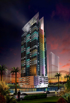 Ajman Marriot Hotel