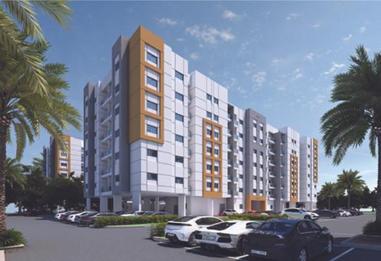 Al Qusais Residential Development