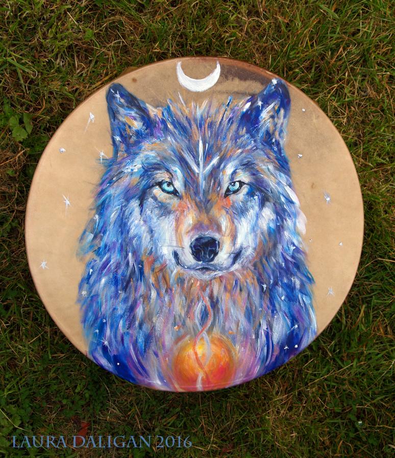 Cosmic Wolf