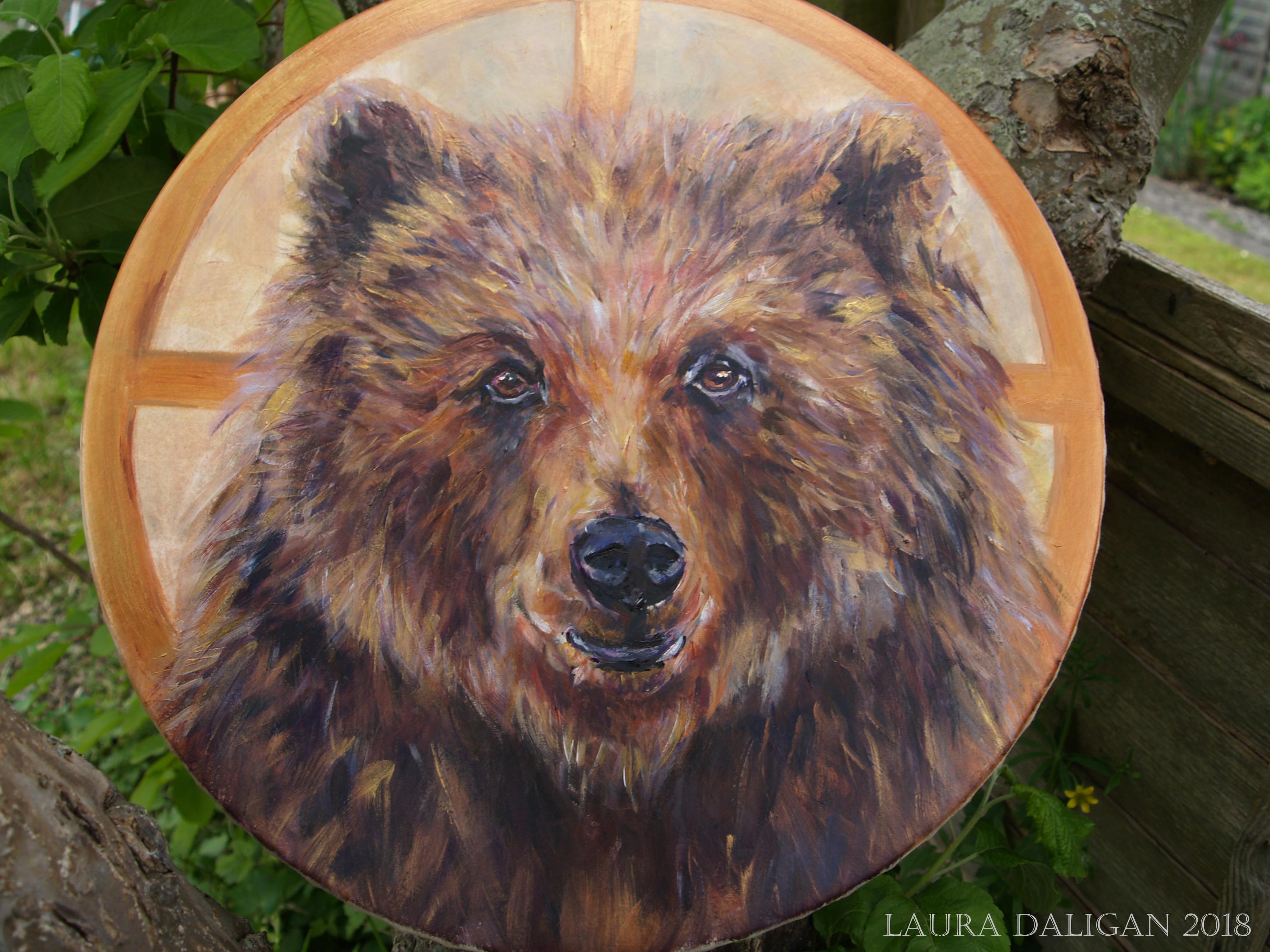 """16"""" Bear Drum"""