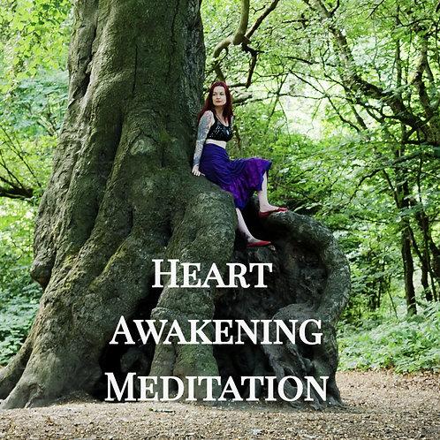 Heart Awakening Meditation