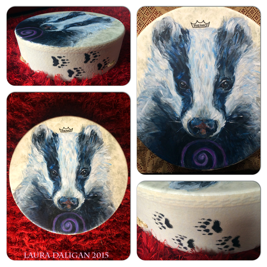 Badger Drum