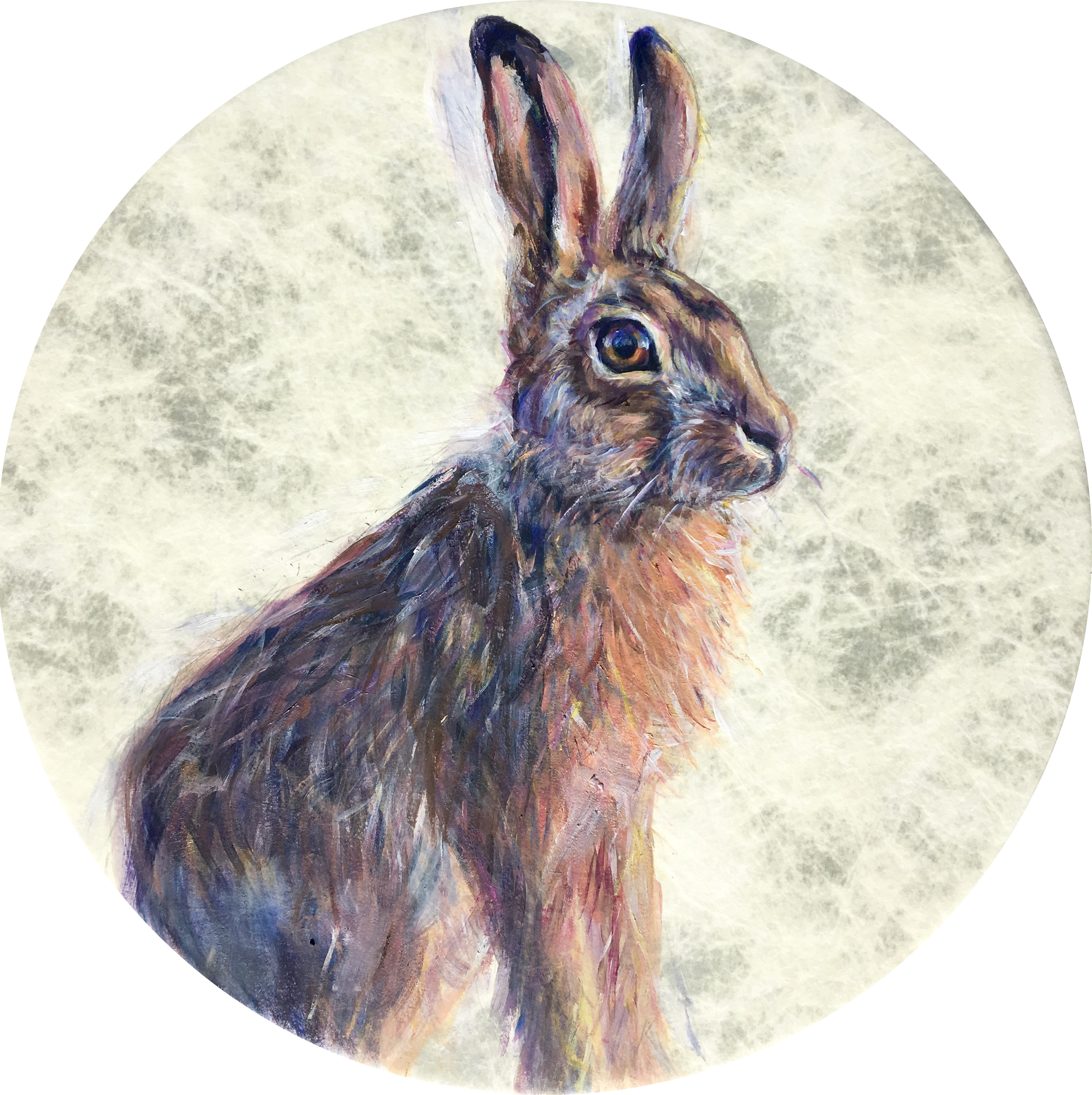 Hare Drum for Belashka