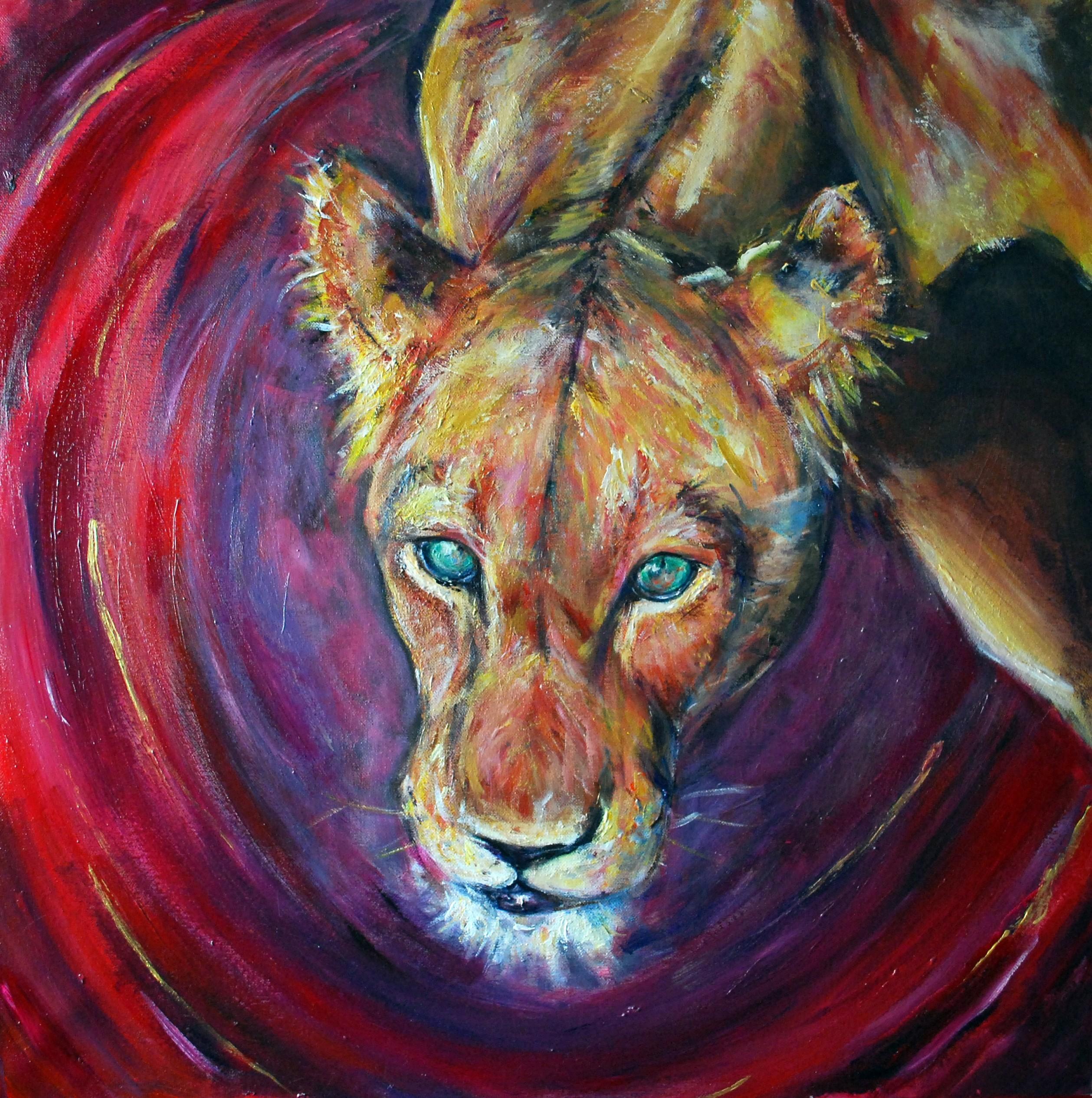 Lioness/Sekhmet