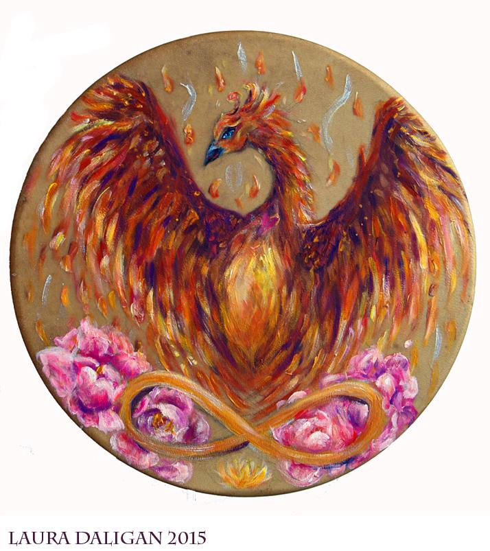 Sandra's Phoenix Drum