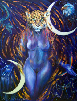 Ixchel -  Mayan Goddess