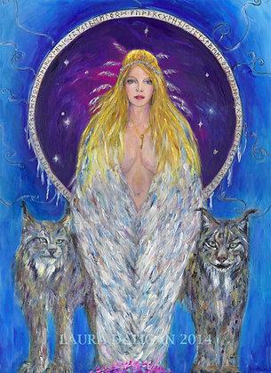 Freyja, Norse Goddess of Love & Magic