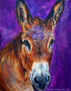 Donkey Totem