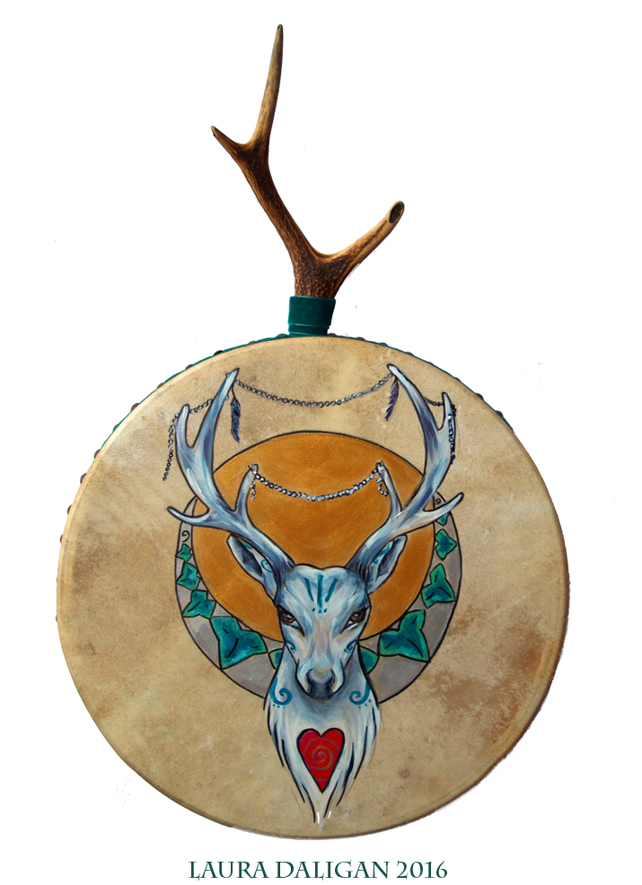 White Stag Drum