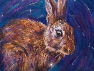 Spirit Rabbit's Tale