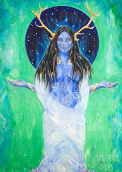 Goddess of the Starways