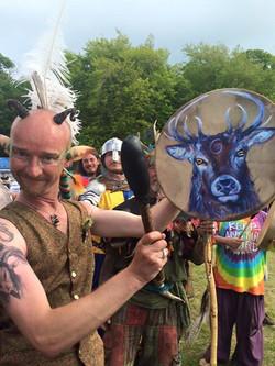 Darren & His Stag Drum @ 3 Wishes