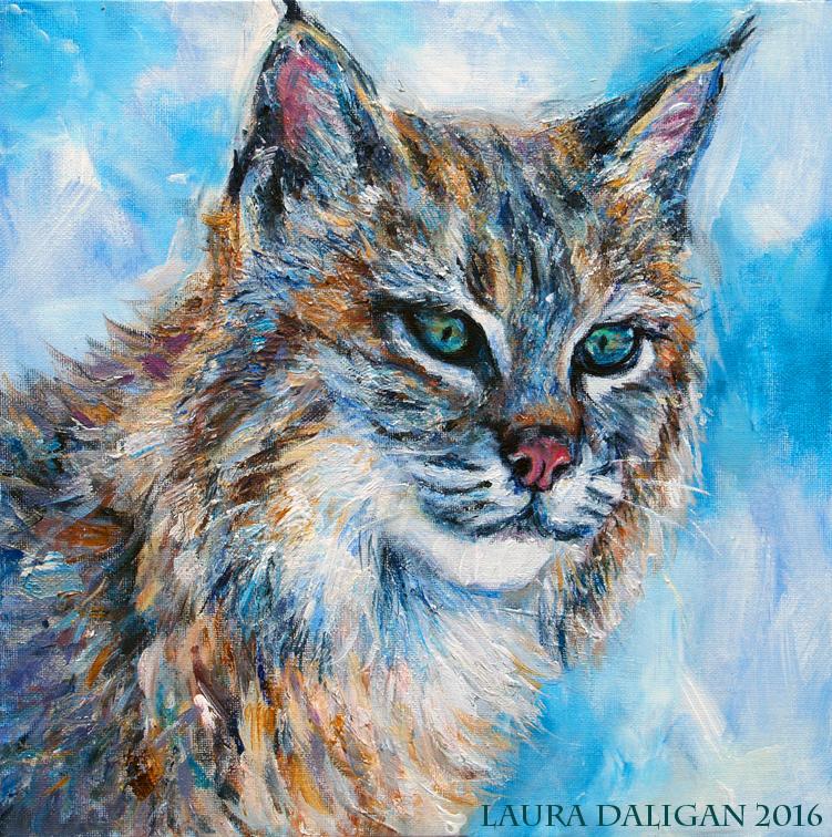 Lynx Totem