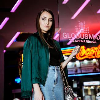 הפקת אופנה בגלובוס מקס