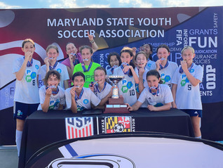 For the First Time in PPA History... We're State Cup Champions (x2)