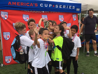 PPA Premier Brings Home Trophies from Columbus Day Soccer Tournament