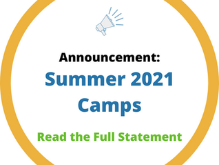 Join us For Camp this Summer!