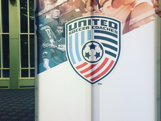 The 2018 United Soccer Coaches Convention