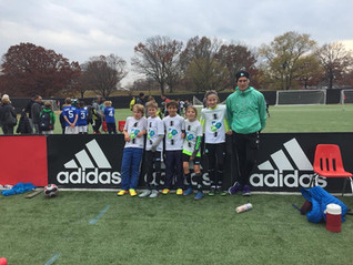 PPA & D.C. United Host 3v3 Holiday Cup at RFK